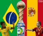 Final Cup-2013 FIFA Konföderationen, Brasilien vs. Spanien