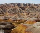 Badlands-Nationalpark, Vereinigte Staaten