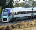 Zug Passagier VLocity, Australien