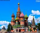 Basilius Kathedrale, Russland