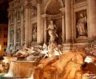 Fontana di Trevi, Rom, Italien