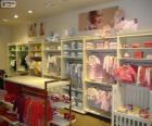 Kindermode shop