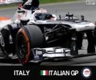 Valtteri Bottas - Williams - Monza, 2013