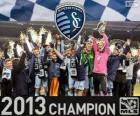 Sporting Kansas City, MLS 2013 Meister