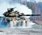 Russischer Panzer T-90 s