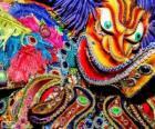 Dominikanischen Karneval