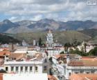 Historische Stadt von Sucre, Bolivien
