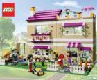 Olivias Haus, Lego Friends