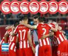 Olympiacos FC Meister 2013-2014