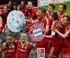 FC Bayern München Meister 2013-2014