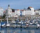 La Coruña, Spanien