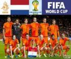 Auswahl der Niederlande, Gruppe B, Brasilien 2014
