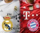 Champions League - UEFA Champions League Halbfinale 2013-14, Real Madrid - Bayern