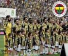 Fenerbahçe, Meister Super Lig 2013-2014 Türkei Fußball-Liga