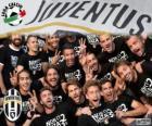 Juventus Meister 2013-20014