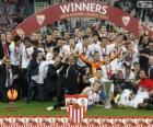 Sevilla FC, meister UEFA Europa League 2013-2014