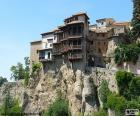 Hängende Häuser, Cuenca, Spanien