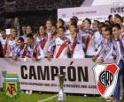 River Plate, meister Torneo Final Argentinienn 2014