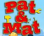 Pat und Mat Logo