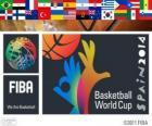 2014- Basketball-Weltmeisterschaft. FIBA Championship veranstaltet von Spanien