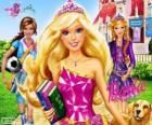 Barbie Princess in der Schule