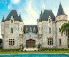 Schloss des Barons von Itaipava, Petropolis, Brasilien