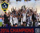 Los Angeles Galaxy, MLS 2014 Meister