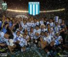 Racing Club de Avellaneda, Meister der Torneo de Transición 2014 in Argentinien