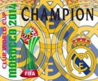 Real Madrid CF, Meister Klub-Weltmeisterschaft FIFA 2014