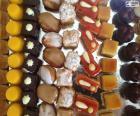 Mini süße desserts