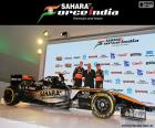 Sahara Force India F1 Team 2015