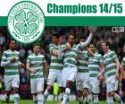 Celtic Glasgow, Meister der Scottish Football League 2014-2015
