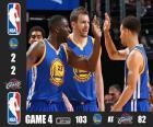 2015 NBA Finale Spiel 4