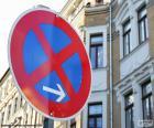 Halten und parken verboten