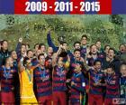 FC Barcelona FIFA-Klub-Weltmeisterschaft 15