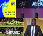 FIFA Fairplay-Auszeichnung 2015