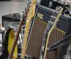 Gitarren und Verstärker