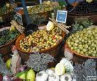 Oliven in loser Schüttung
