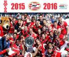 PSV Eindhoven, Meister 2015-2016
