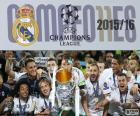Real Madrid, Champions 2015-2016
