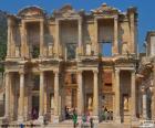 Bibliothek von Celsus, Ephesus, Türkei
