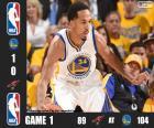 2016 NBA Finale, Spiel 1