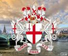 Wappen von der City of London
