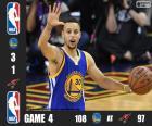 2016 NBA Finale Spiel 4