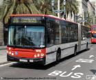 Barcelonas Stadtbus