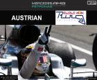 Lewis Hamilton feiert seinen vierten Sieg der Saison im Großer Preis von Großbritannien 2016