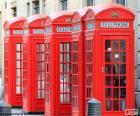 Londoner Telefonzellen