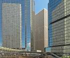 Hong Kong-Gebäude puzzle