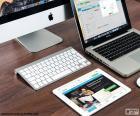 Einige Apple-Produkte