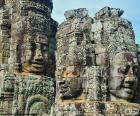 Gesichter aus Stein, Angkor Wat
